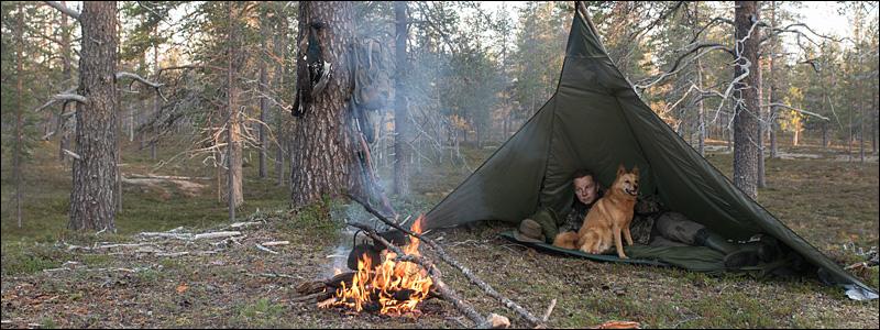 Syksyistä laatuaikaa Savukoskella © Juha Möttönen